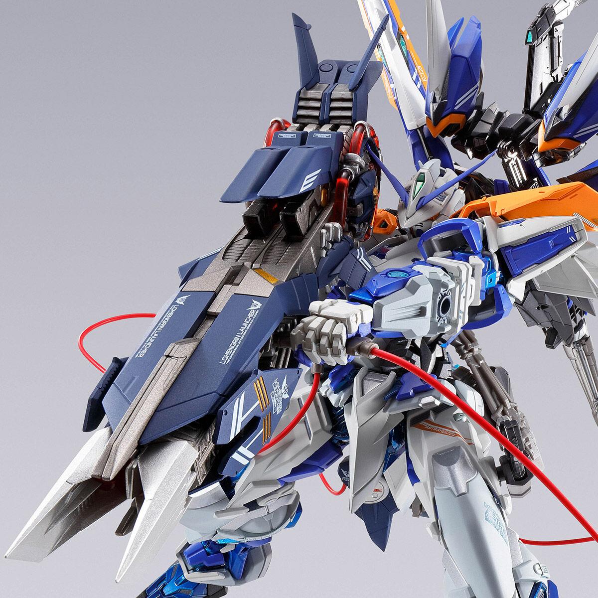 【限定販売】METAL BUILD『ローエングリンランチャー』機動戦士ガンダムSEED ASTRAY 可動フィギュア-001