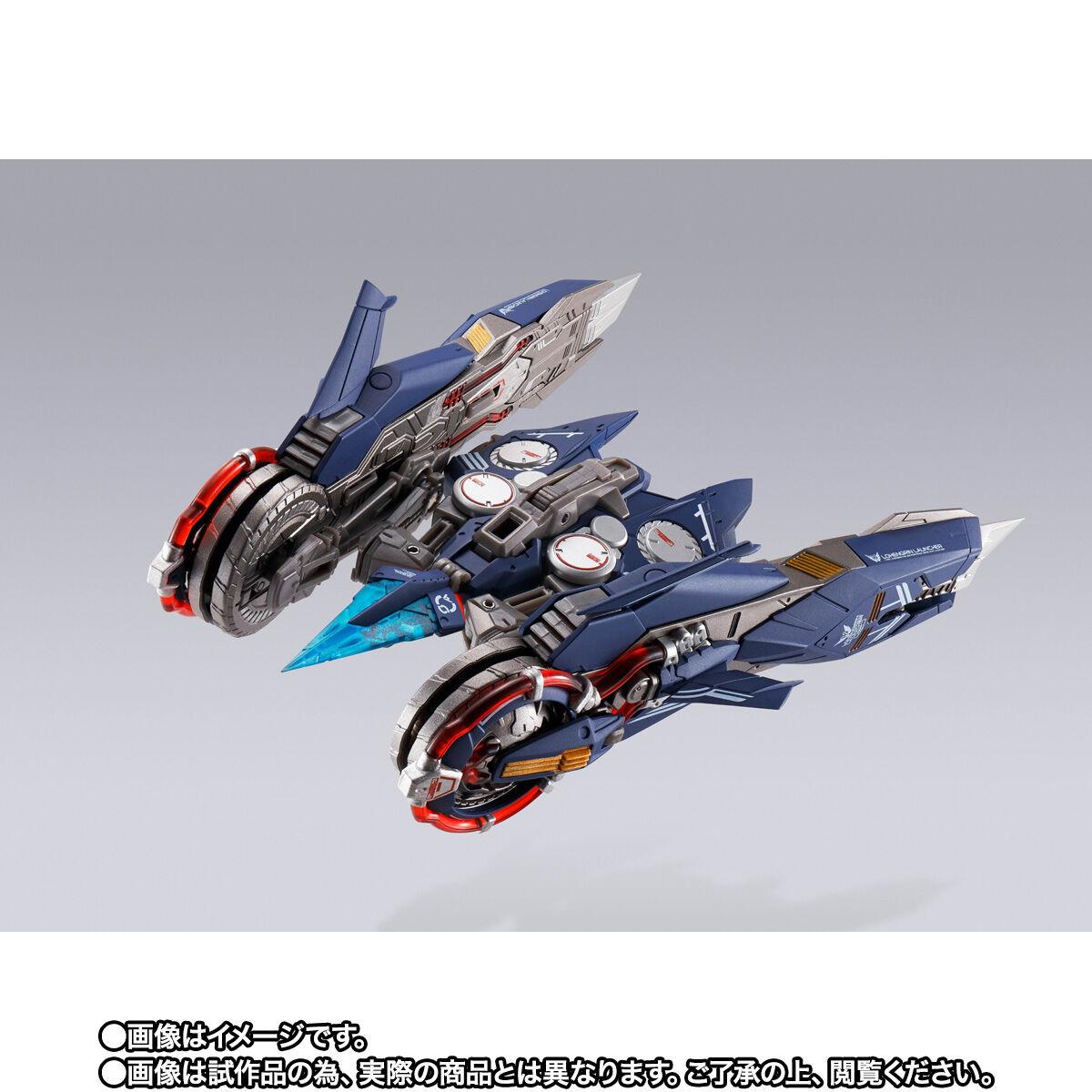 【限定販売】METAL BUILD『ローエングリンランチャー』機動戦士ガンダムSEED ASTRAY 可動フィギュア-009