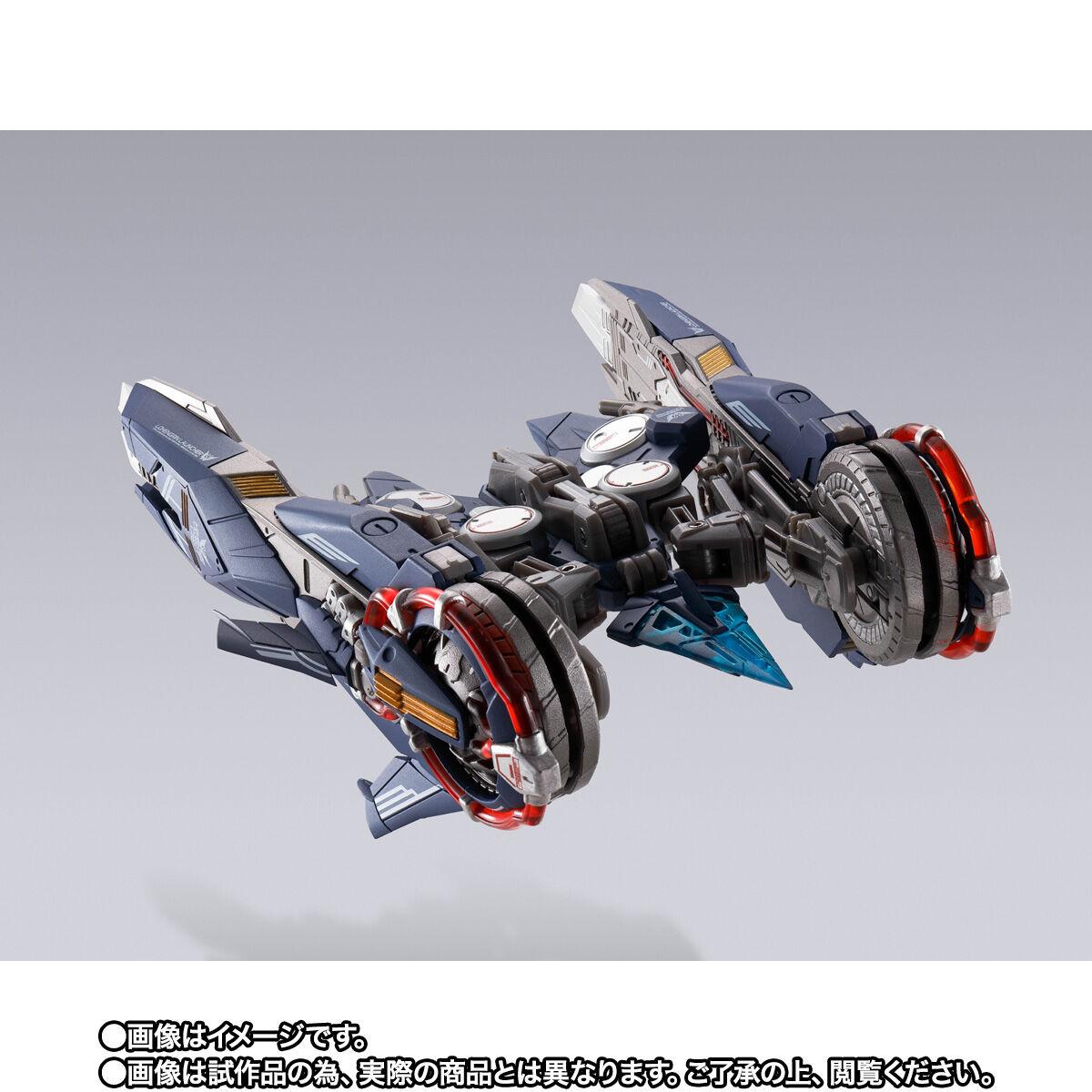 【限定販売】METAL BUILD『ローエングリンランチャー』機動戦士ガンダムSEED ASTRAY 可動フィギュア-010