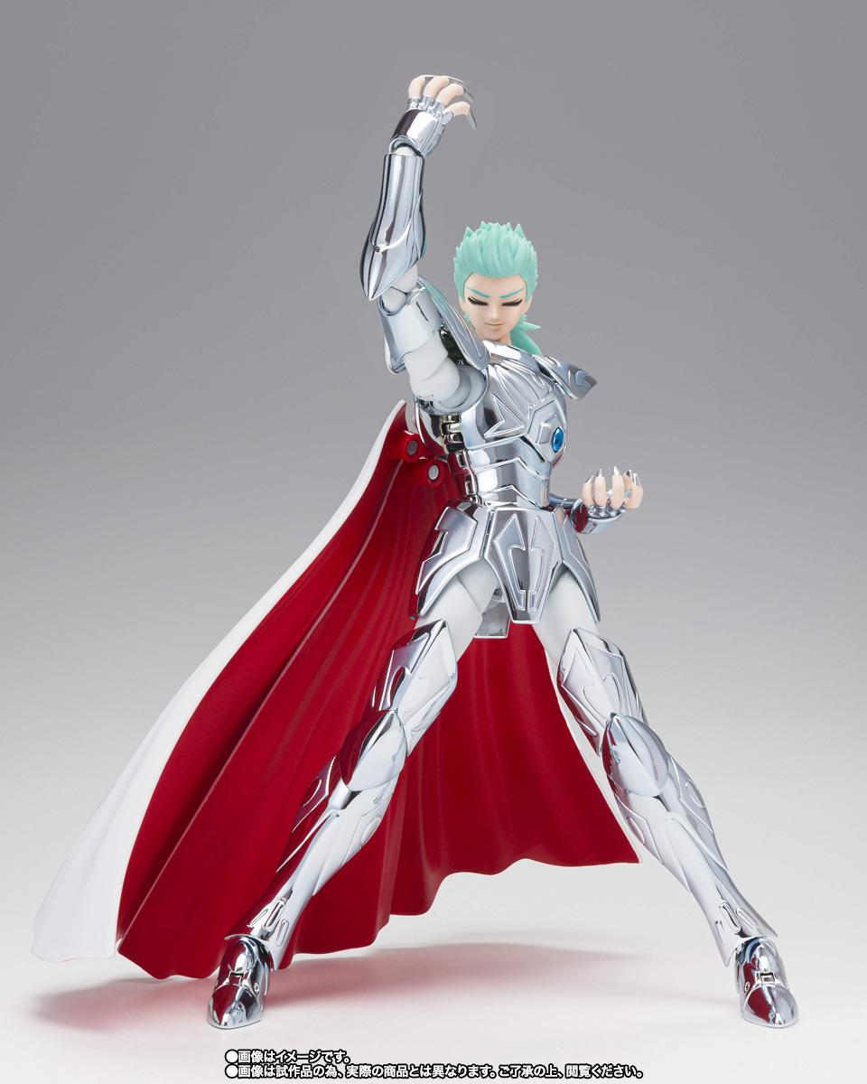 聖闘士聖衣神話EX『ゼータ星アルコルバド』聖闘士星矢 可動フィギュア-003