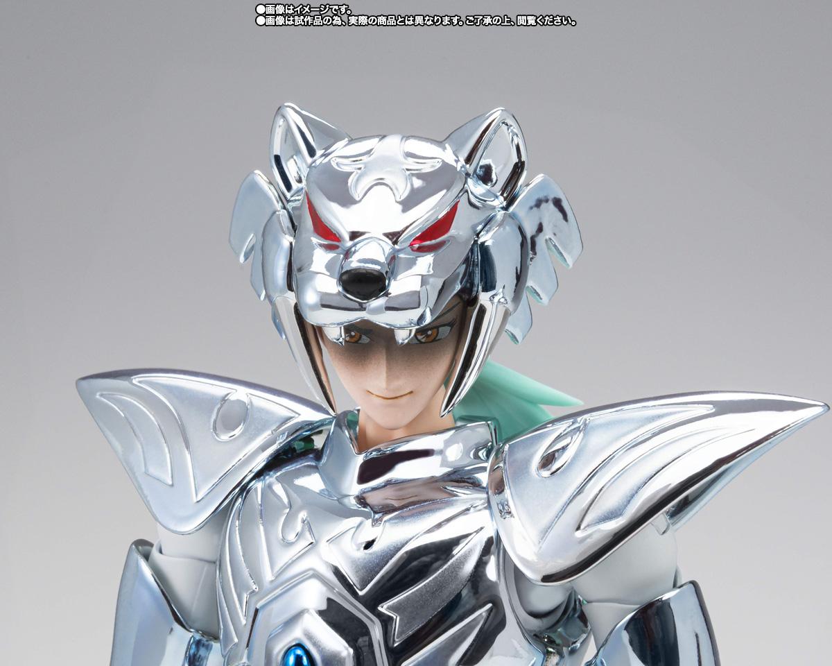 聖闘士聖衣神話EX『ゼータ星アルコルバド』聖闘士星矢 可動フィギュア-007