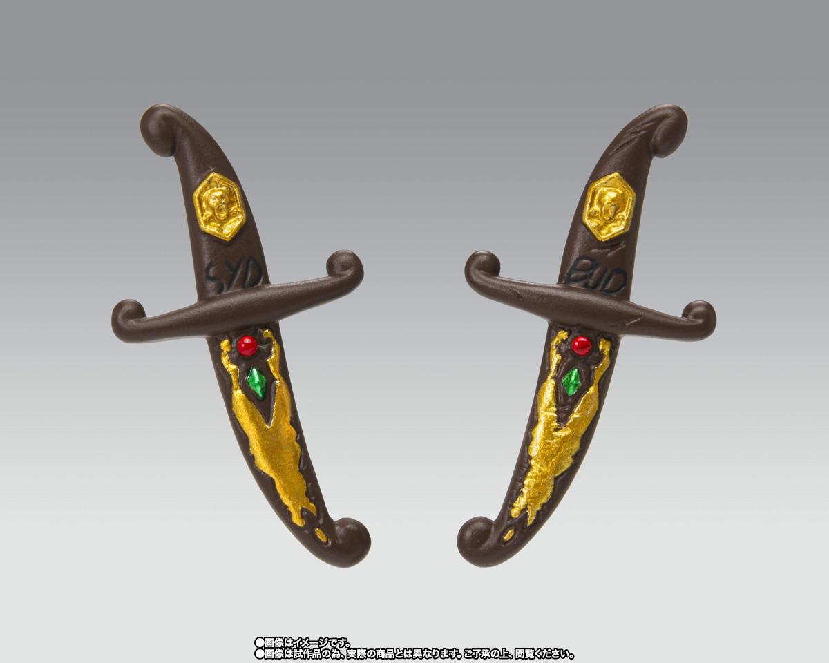 聖闘士聖衣神話EX『ゼータ星アルコルバド』聖闘士星矢 可動フィギュア-009