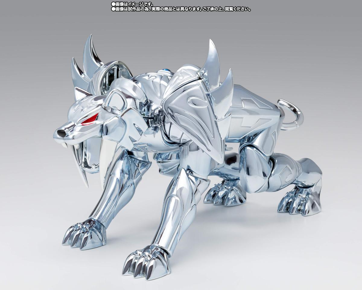聖闘士聖衣神話EX『ゼータ星アルコルバド』聖闘士星矢 可動フィギュア-010