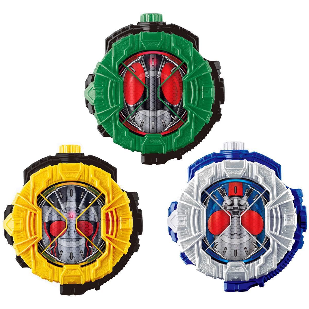 【限定販売】仮面ライダージオウ『DXライドウォッチ クォーツァーセット01』変身なりきり-002