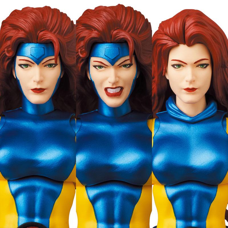 マフェックス No.160 MAFEX『Jean Grey(COMIC Ver.)/ジーン・グレイ コミック版』X-MEN 可動フィギュア-005