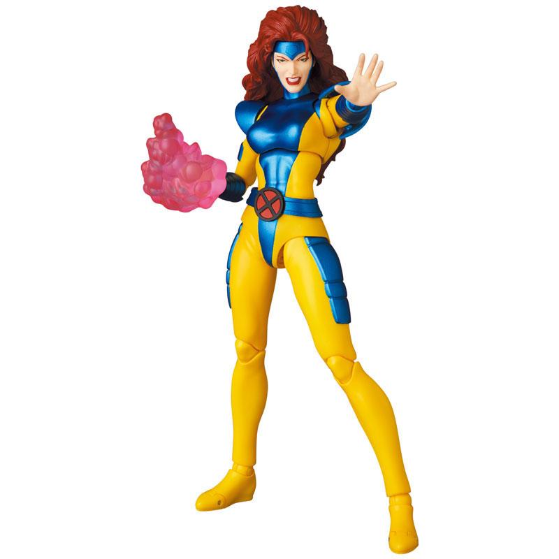 マフェックス No.160 MAFEX『Jean Grey(COMIC Ver.)/ジーン・グレイ コミック版』X-MEN 可動フィギュア-007