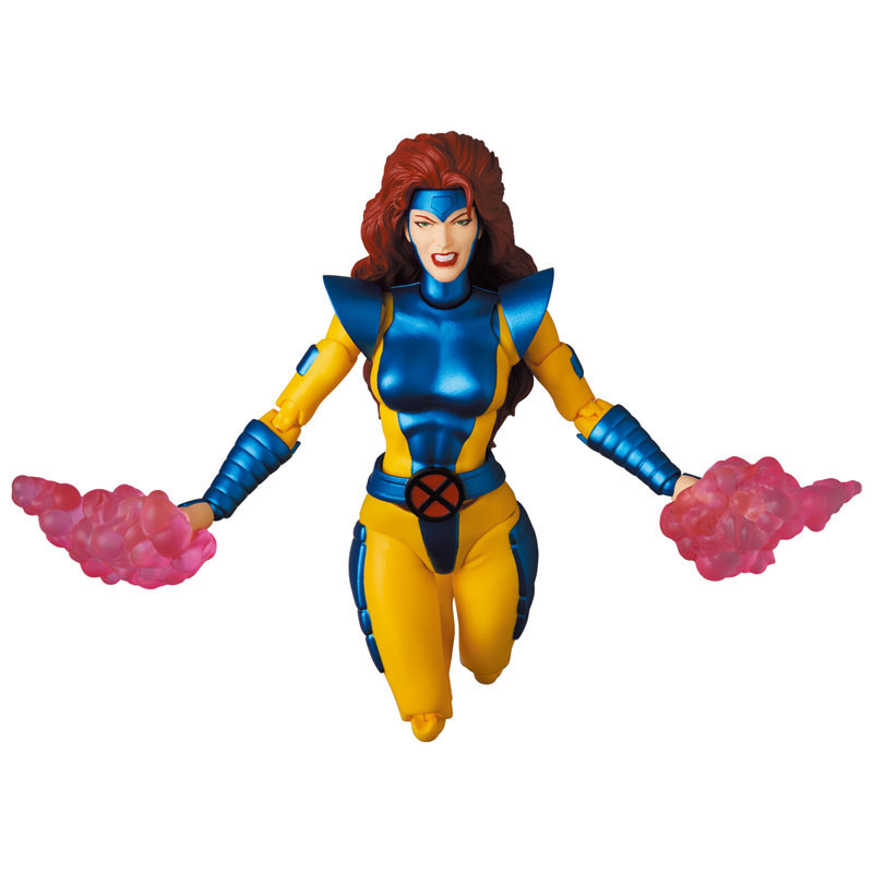 マフェックス No.160 MAFEX『Jean Grey(COMIC Ver.)/ジーン・グレイ コミック版』X-MEN 可動フィギュア-008