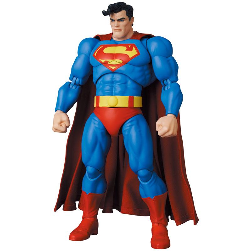 マフェックス No.161 MAFEX『スーパーマン/SUPERMAN(The Dark Knight Returns)』バットマン: ダークナイト・リターンズ 可動フィギュア-004