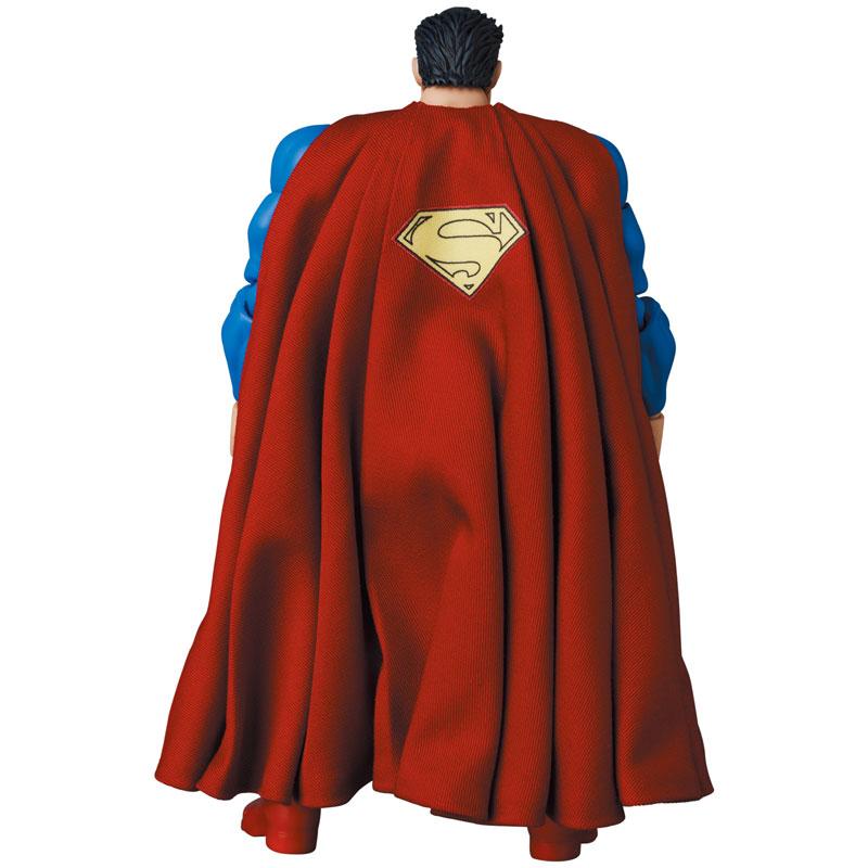 マフェックス No.161 MAFEX『スーパーマン/SUPERMAN(The Dark Knight Returns)』バットマン: ダークナイト・リターンズ 可動フィギュア-005