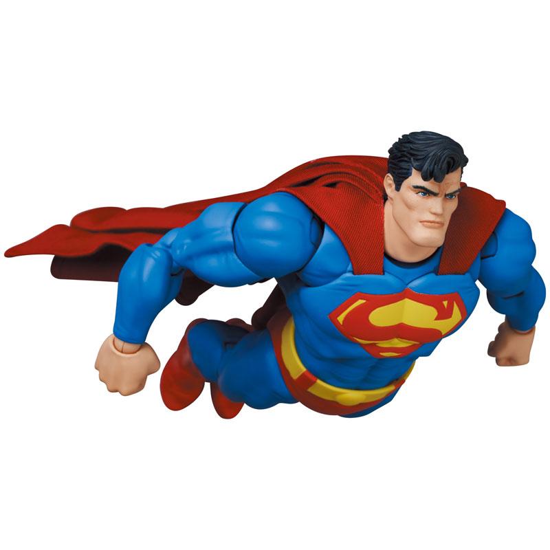 マフェックス No.161 MAFEX『スーパーマン/SUPERMAN(The Dark Knight Returns)』バットマン: ダークナイト・リターンズ 可動フィギュア-008