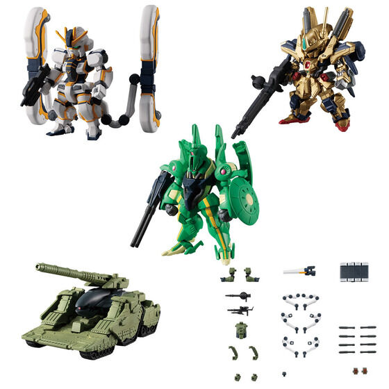 【食玩】機動戦士ガンダム『FW GUNDAM CONVERGE ♯Plus03』10個入りBOX