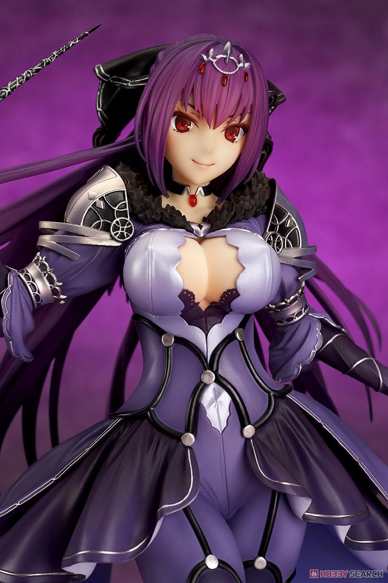Fate/Grand Order『キャスター/スカサハ=スカディ[第二再臨]』1/7 完成品フィギュア-002