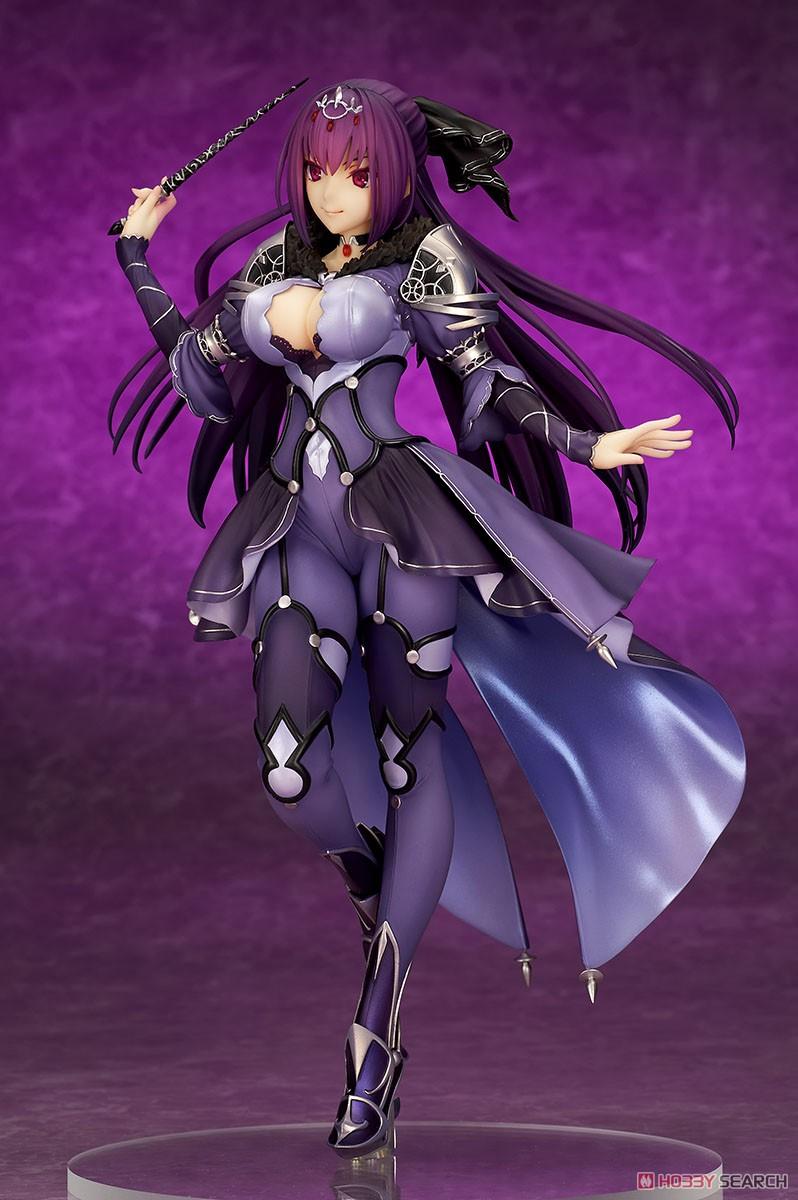 Fate/Grand Order『キャスター/スカサハ=スカディ[第二再臨]』1/7 完成品フィギュア-003
