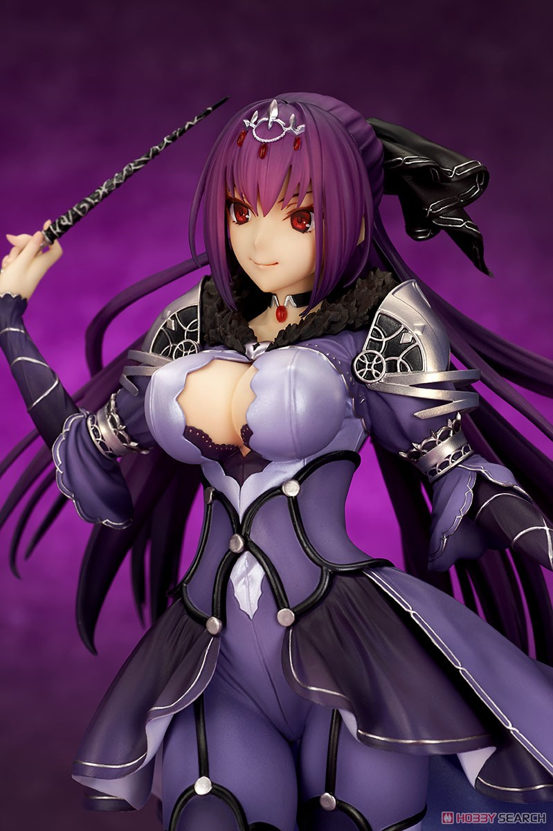 Fate/Grand Order『キャスター/スカサハ=スカディ[第二再臨]』1/7 完成品フィギュア-004