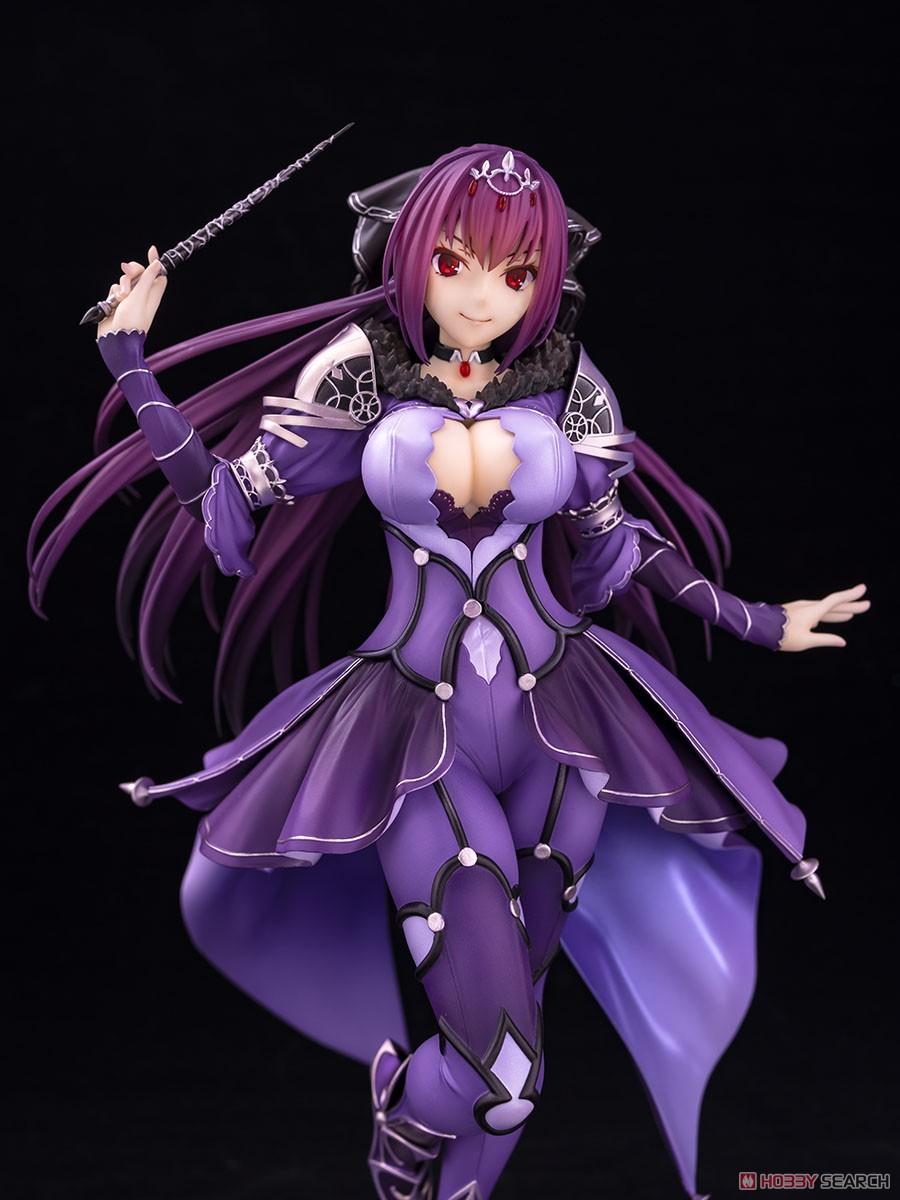 Fate/Grand Order『キャスター/スカサハ=スカディ[第二再臨]』1/7 完成品フィギュア-016