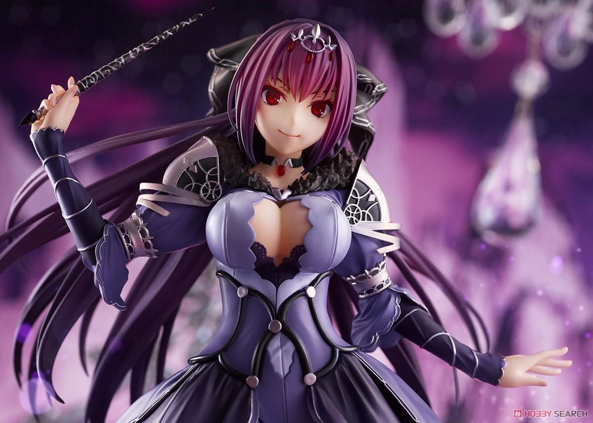 Fate/Grand Order『キャスター/スカサハ=スカディ[第二再臨]』1/7 完成品フィギュア-024
