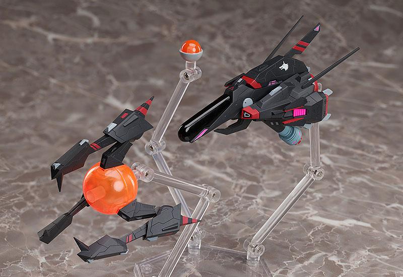 "figma SHOOTING GAME HISTORICA『R-13A ""CERBERUS""/ RX-10""ALBATROSS""』R-TYPE FINAL 2 可動フィギュア-008"