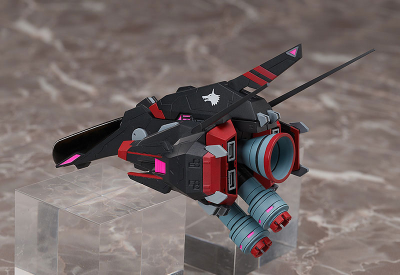 "figma SHOOTING GAME HISTORICA『R-13A ""CERBERUS""/ RX-10""ALBATROSS""』R-TYPE FINAL 2 可動フィギュア-012"