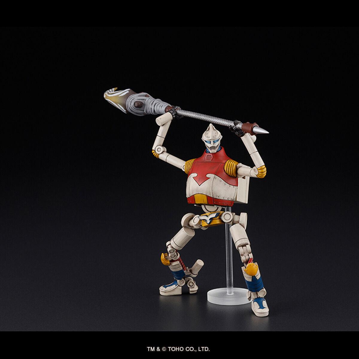 激造シリーズ『ゴジラ S.P〈シンギュラポイント〉 トレーディングフィギュア』6個入りBOX-006