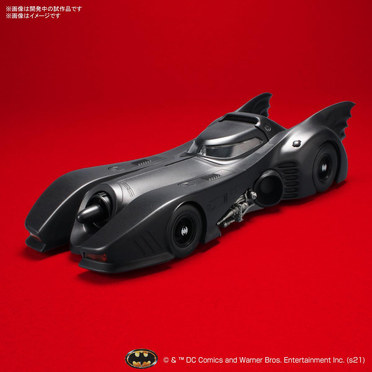 1/35 SCALE『バットモービル(バットマン ビギンズVer.)』プラモデル-004