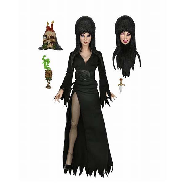Elvira『エルヴァイラ』8インチ アクションドール