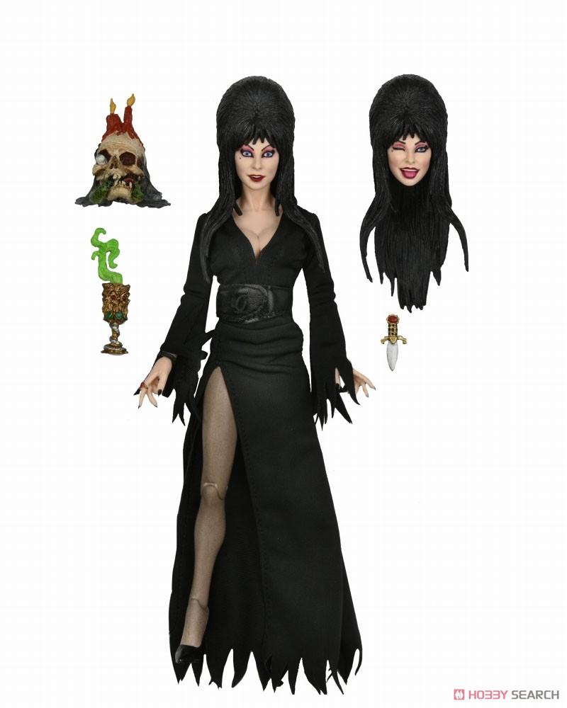 Elvira『エルヴァイラ』8インチ アクションドール-001