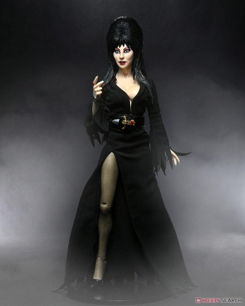 Elvira『エルヴァイラ』8インチ アクションドール-002