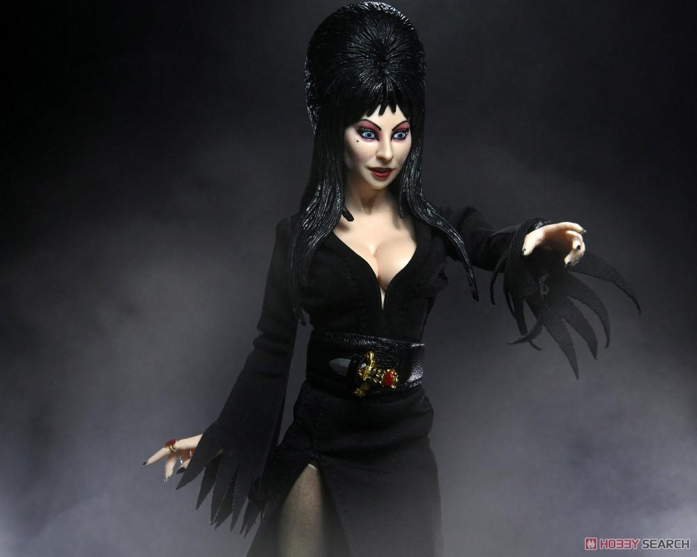 Elvira『エルヴァイラ』8インチ アクションドール-003