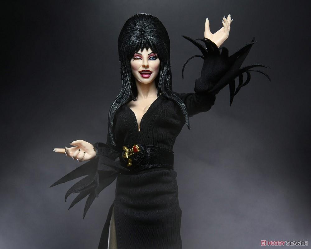 Elvira『エルヴァイラ』8インチ アクションドール-005