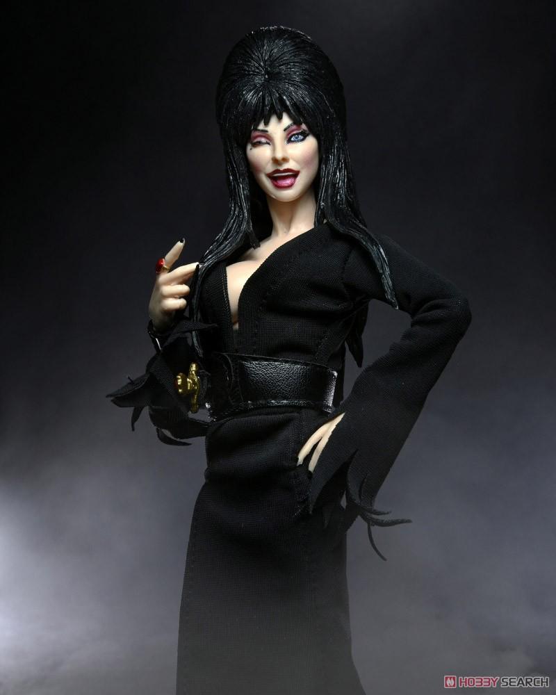 Elvira『エルヴァイラ』8インチ アクションドール-006