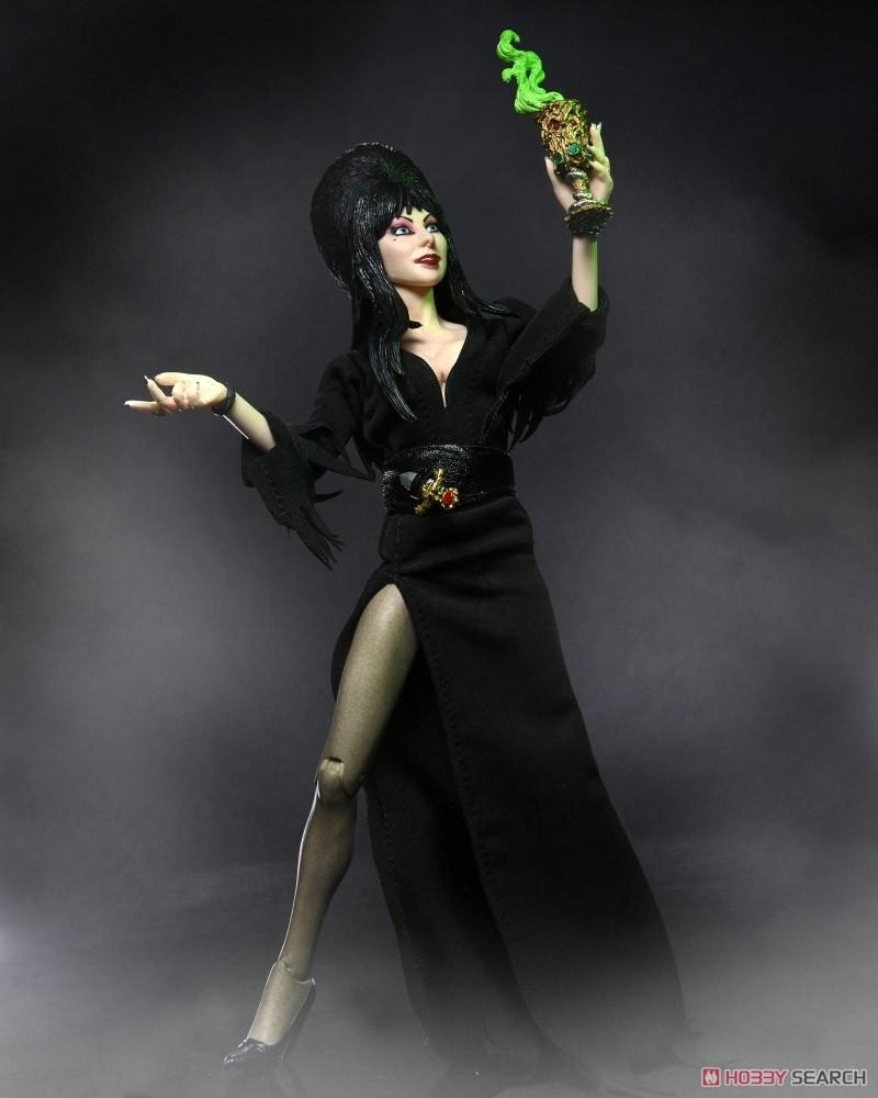 Elvira『エルヴァイラ』8インチ アクションドール-007