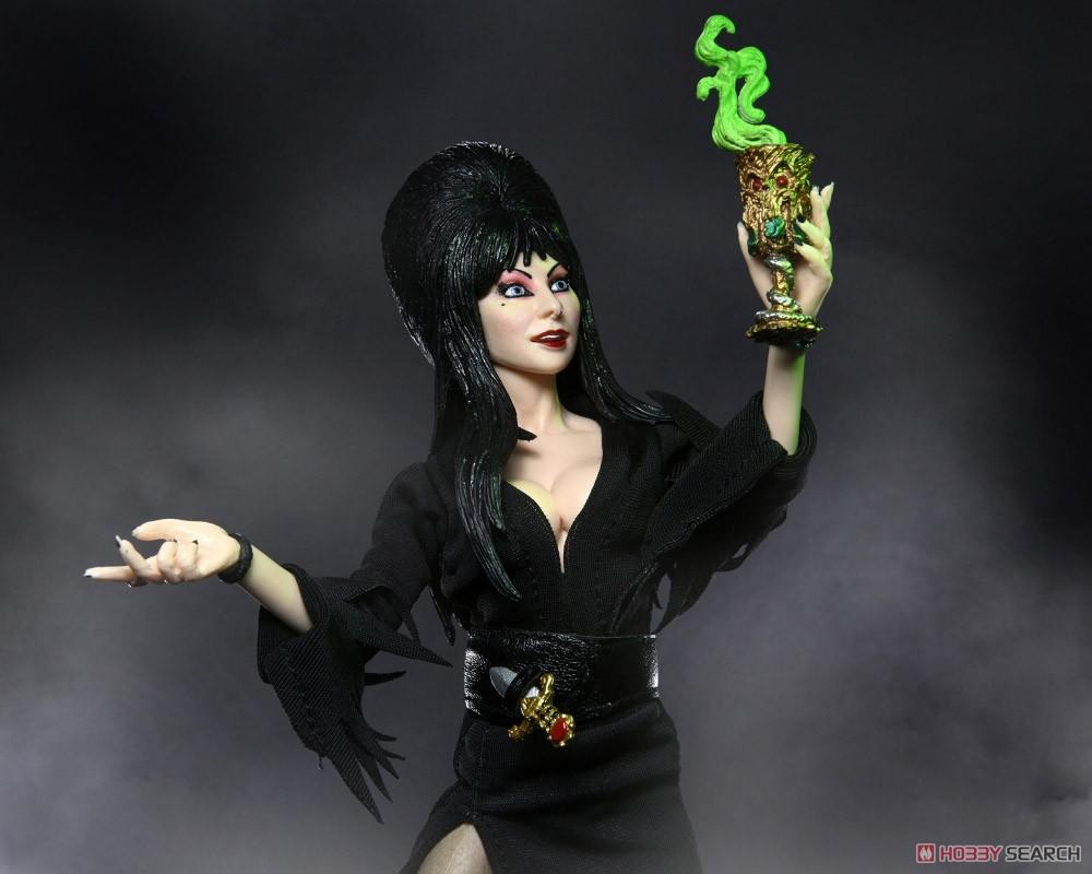 Elvira『エルヴァイラ』8インチ アクションドール-008