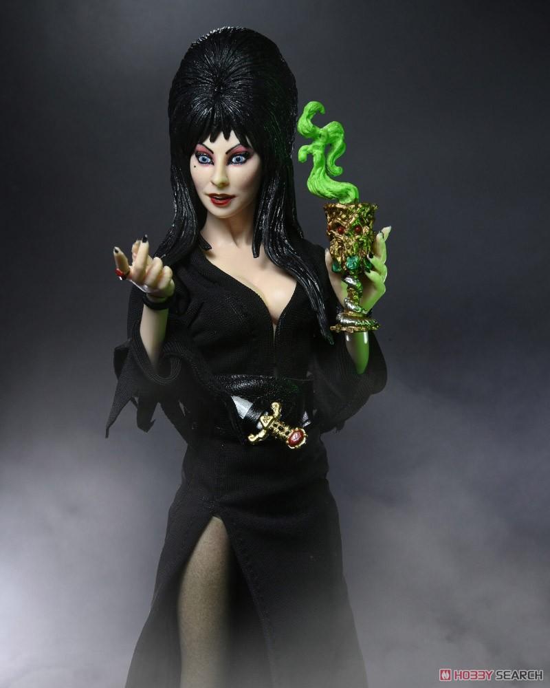 Elvira『エルヴァイラ』8インチ アクションドール-009