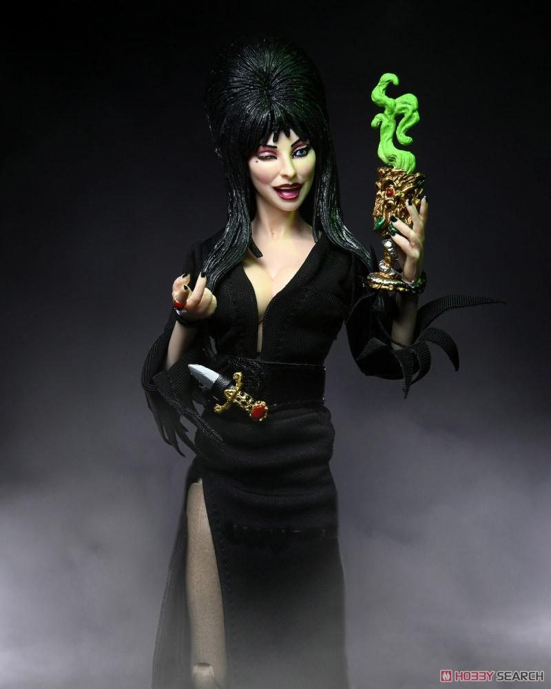 Elvira『エルヴァイラ』8インチ アクションドール-010