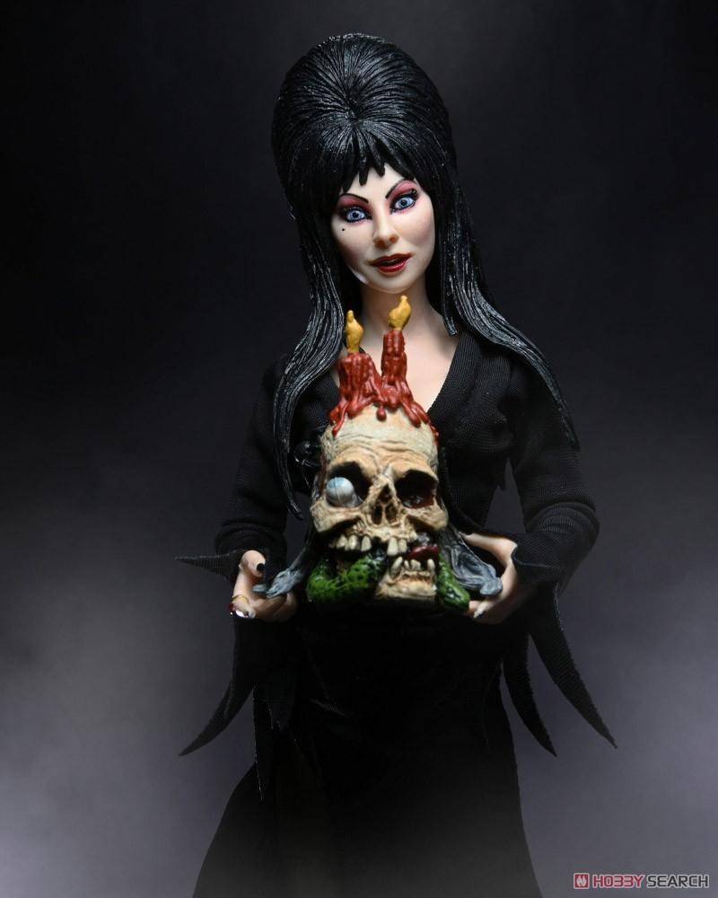 Elvira『エルヴァイラ』8インチ アクションドール-011