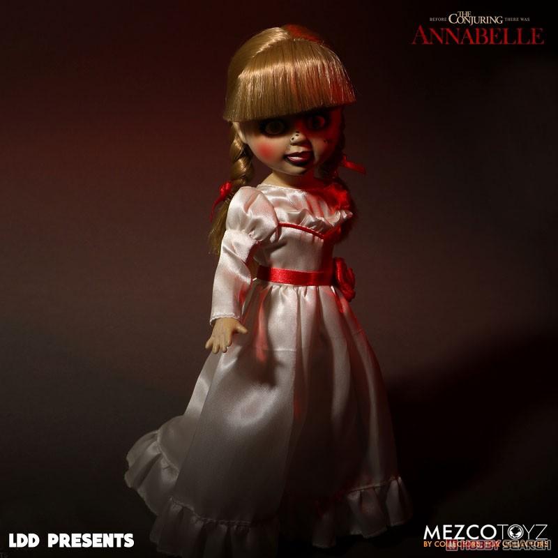 【再販】リビングデッドドールズ『アナベル』アナベル 死霊館の人形 完成品ドール-001