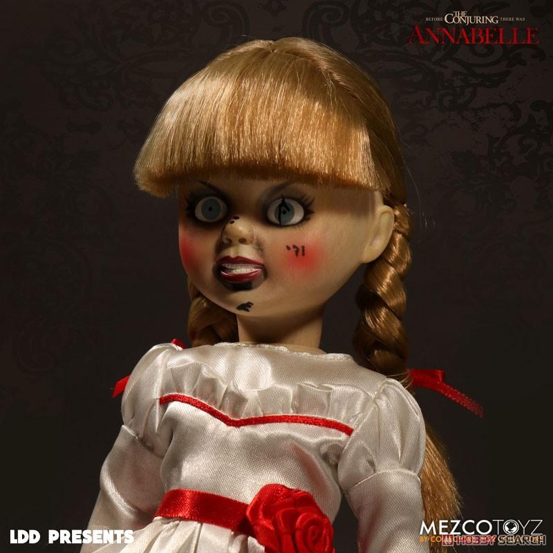 【再販】リビングデッドドールズ『アナベル』アナベル 死霊館の人形 完成品ドール-003