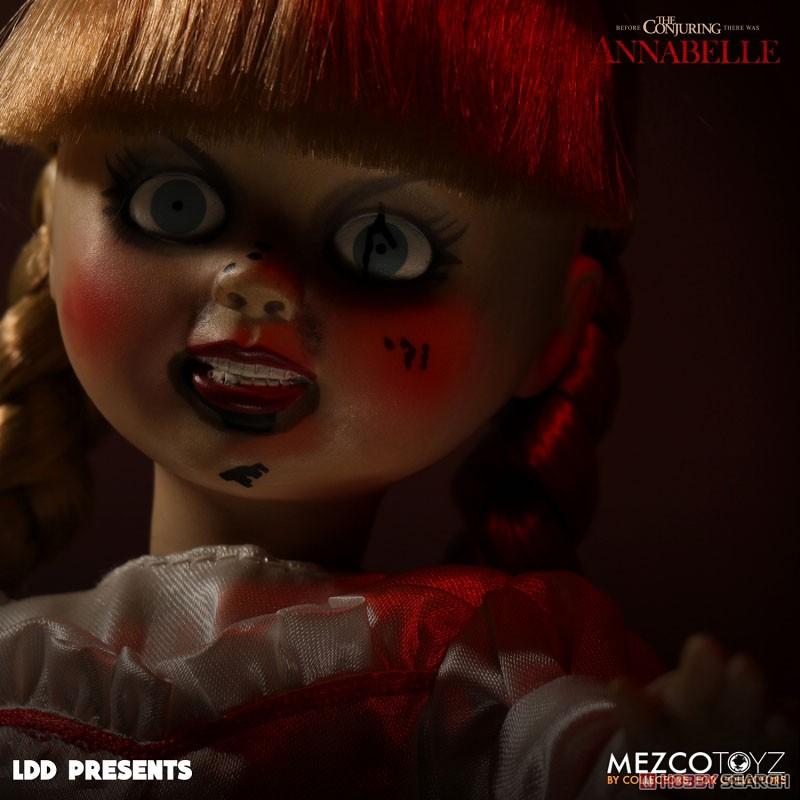 【再販】リビングデッドドールズ『アナベル』アナベル 死霊館の人形 完成品ドール-004