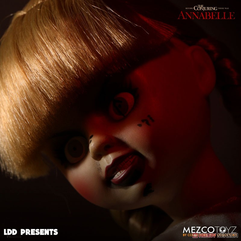 【再販】リビングデッドドールズ『アナベル』アナベル 死霊館の人形 完成品ドール-005