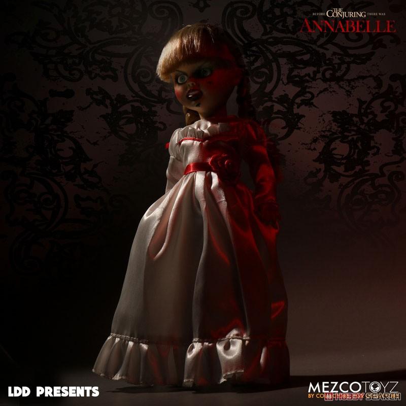 【再販】リビングデッドドールズ『アナベル』アナベル 死霊館の人形 完成品ドール-006
