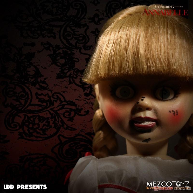 【再販】リビングデッドドールズ『アナベル』アナベル 死霊館の人形 完成品ドール-008