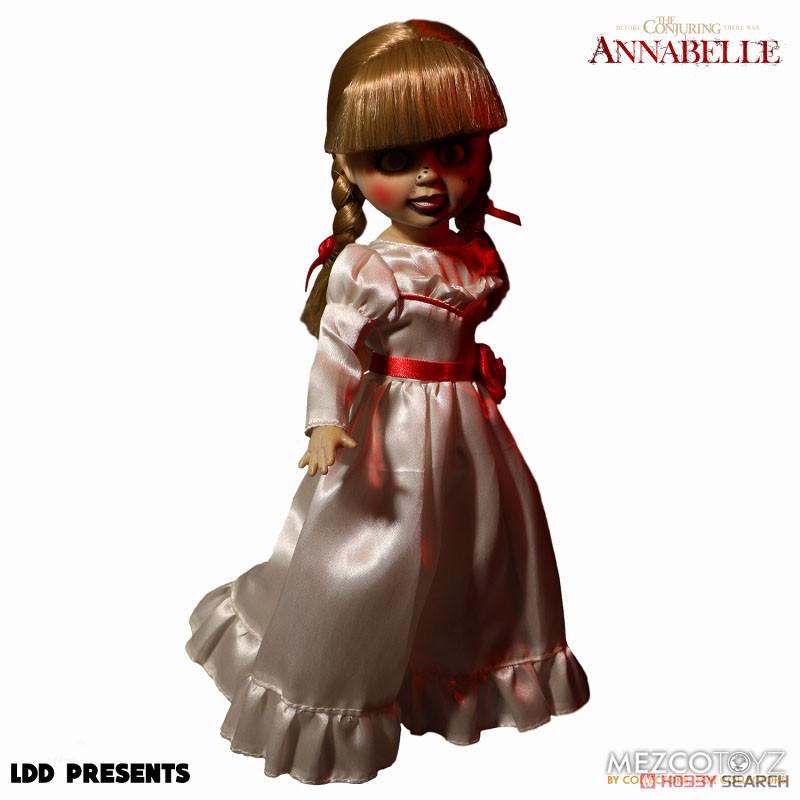 【再販】リビングデッドドールズ『アナベル』アナベル 死霊館の人形 完成品ドール-009