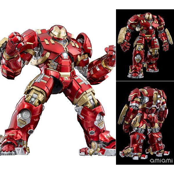 """インフィニティ・サーガ DLX 『アイアンマン・マーク44 """"ハルクバスター""""(Iron Man Mark 44 """"Hulkbuster"""")』Infinity Saga 1/12 可動フィギュア"""