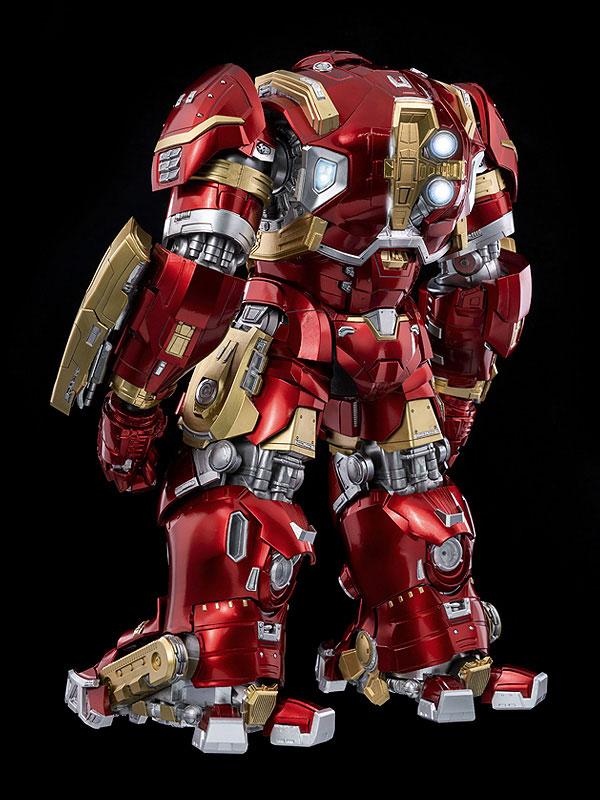 """インフィニティ・サーガ DLX 『アイアンマン・マーク44 """"ハルクバスター""""(Iron Man Mark 44 """"Hulkbuster"""")』Infinity Saga 1/12 可動フィギュア-003"""