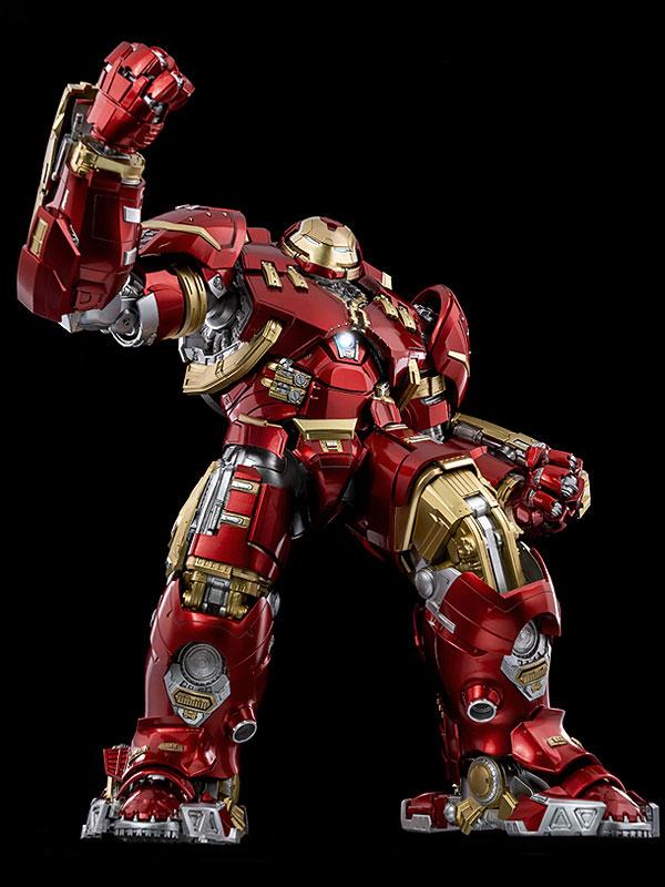 """インフィニティ・サーガ DLX 『アイアンマン・マーク44 """"ハルクバスター""""(Iron Man Mark 44 """"Hulkbuster"""")』Infinity Saga 1/12 可動フィギュア-004"""