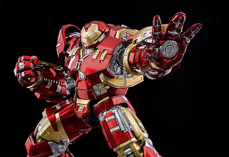 """インフィニティ・サーガ DLX 『アイアンマン・マーク44 """"ハルクバスター""""(Iron Man Mark 44 """"Hulkbuster"""")』Infinity Saga 1/12 可動フィギュア-005"""