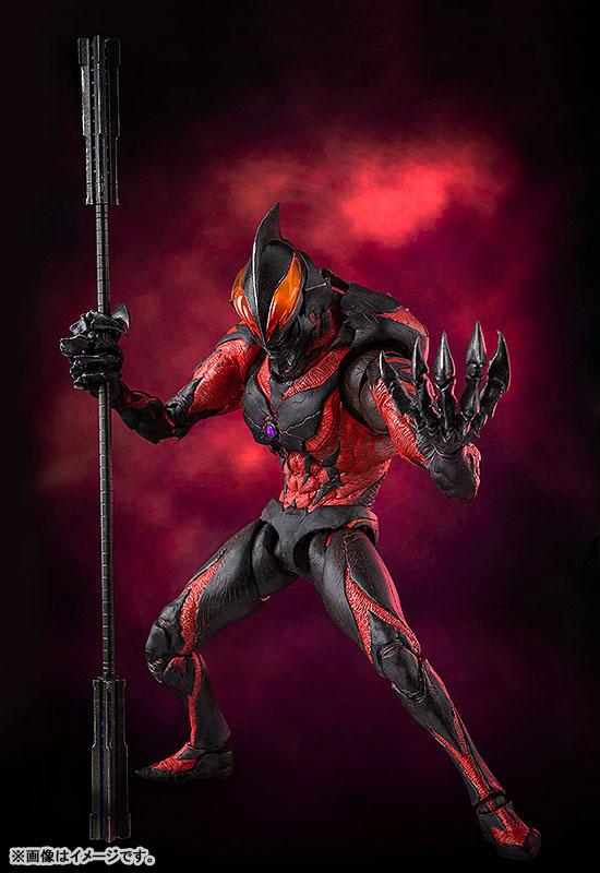 threezeroX大山竜『ウルトラマンベリアル』可動フィギュア-008