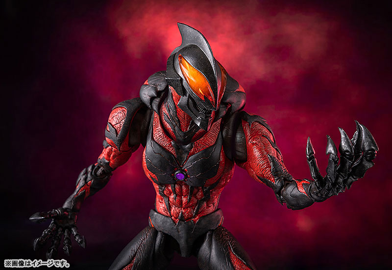 threezeroX大山竜『ウルトラマンベリアル』可動フィギュア-011