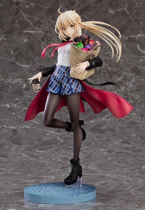 Fate/Grand Order『セイバー/アルトリア・ペンドラゴン〔オルタ〕 英霊旅装Ver.』1/7 完成品フィギュア-001