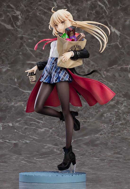 Fate/Grand Order『セイバー/アルトリア・ペンドラゴン〔オルタ〕 英霊旅装Ver.』1/7 完成品フィギュア-002